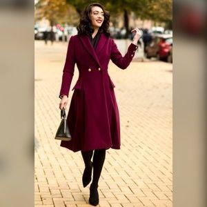 Jackets & Blazers - Kate Middleton Style Peacoat SZ XS
